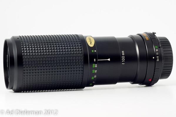 MD Zoom Rokkor 100-200/5.6 MD-II